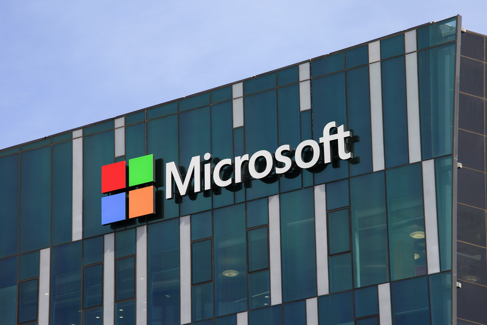 Microsoft the latest company to hit the trillion